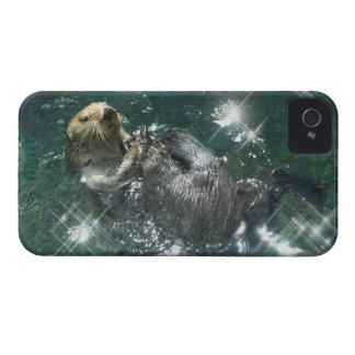 Young Otter Wildlife Art Animal Electronics Case