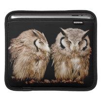 Young Owlets iPad Sleeve