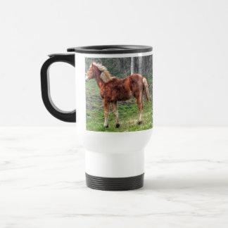 Young Palomino Horse Design for Animal-lovers Mug