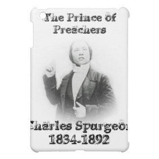 Young Pastor Spurgeon iPad Case