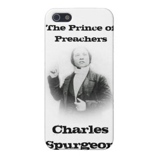 Young Pastor Spurgeon Speck Case iPhone 5 Cover