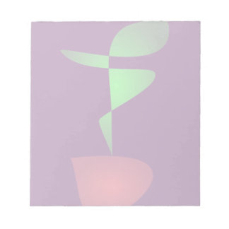 Young Plant Notepad