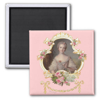Young Princess Louise Marie of France Refrigerator Magnet