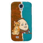 Young Puss & Humpty Samsung Galaxy S4 Cover