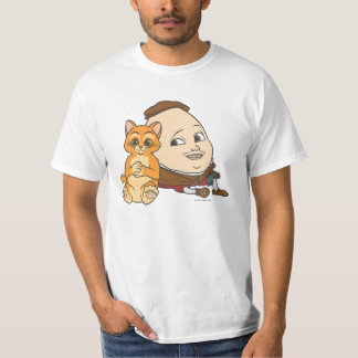 Young Puss & Humpty T Shirt