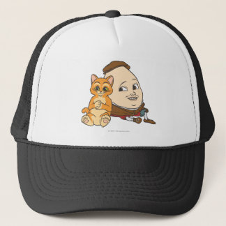 Young Puss & Humpty Trucker Hat