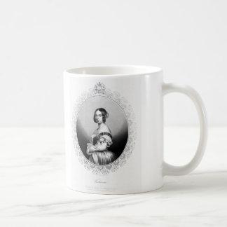 Young Queen Victoria Coffee Mug