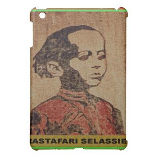 Young Ras, Young Haile Selassie I, Jah Rastafari iPad Mini Cover