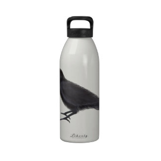 Young Raven Water Bottles