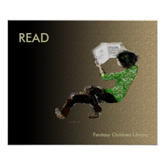 Young Reader Poster
