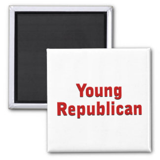 Young Republican Magnet