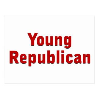 Young Republican Postcard