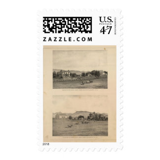 Young residences postage