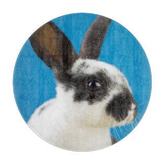 Young Rex rabbit Cutting Board