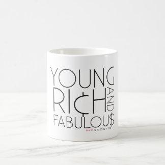 Young Rich & Fabulous Coffee Mug