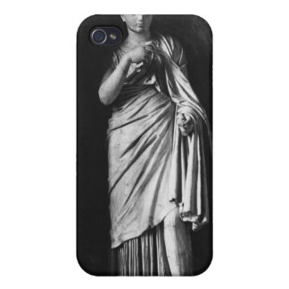 Young Roman girl iPhone 4/4S Cover