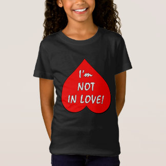 Young rower Anti Valentine T-Shirt