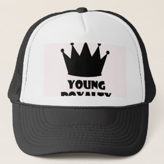 Young Royalty 5 Star Crown Collection Trucker Hat