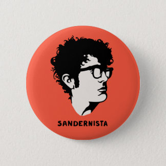 Young Sandernista Button