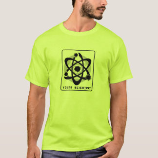 young scientist t shirt