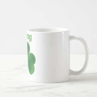 Young Shamrock Coffee Mug
