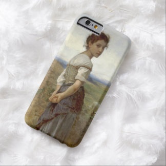 Young Shepherdess 1885 Barely There iPhone 6 Case