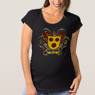 Young Shield of Arms (Ornate Version) Maternity T-Shirt
