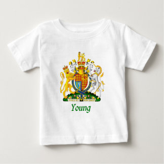 Young Shield of Great Britain Baby T-Shirt