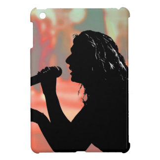 young singer iPad mini cover
