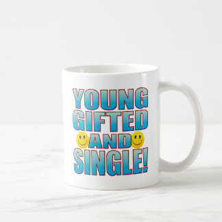 Young Single Life B Coffee Mug