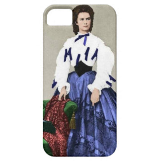 Young Sissi iPhone case