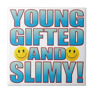Young Slimy Life B Tile
