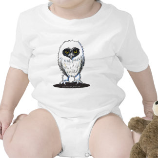 Young Spectacled Owl Infant Creeper