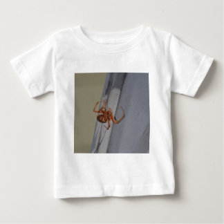 Young Spider spins a web Baby T-Shirt