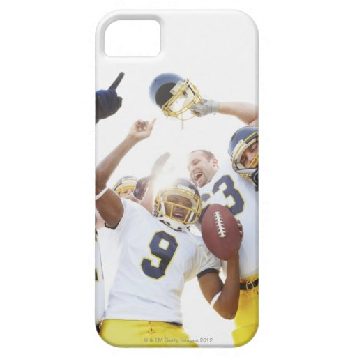 Young sportsmen playing rugby Case-Mate blackberry case