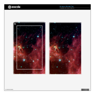 Young Stars Emerge from Orion's Head Skins For Kindle Fire