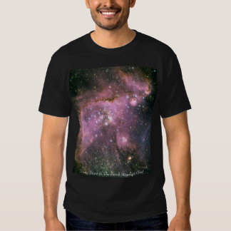 Young Stars in The Small Magellanic Cloud Shirt