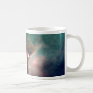 Young Stars in Their Baby Blanket of Dust Mug