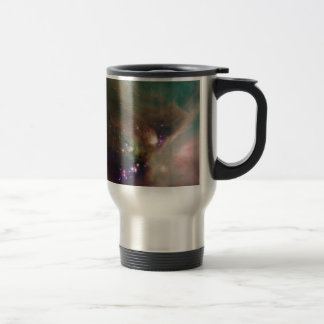 Young Stars in Their Baby Blanket of Dust Coffee Mug
