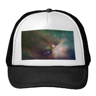 Young Stars in Their Baby Blanket of Dust Trucker Hat