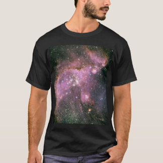 Young Stars Sculpt Gas with Powerful Outflows T-Shirt