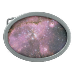 Young Stars with pink Belt Buckle