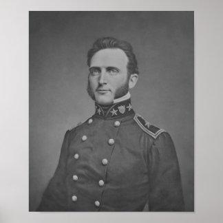 Young Stonewall Jackson -- Civil War Poster