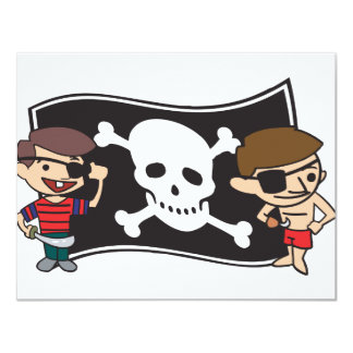 Young Swashbucklers Card