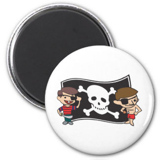 Young Swashbucklers Magnet