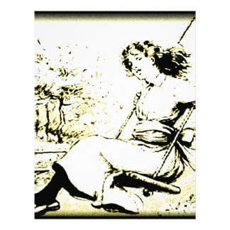 Young Swinger Letterhead