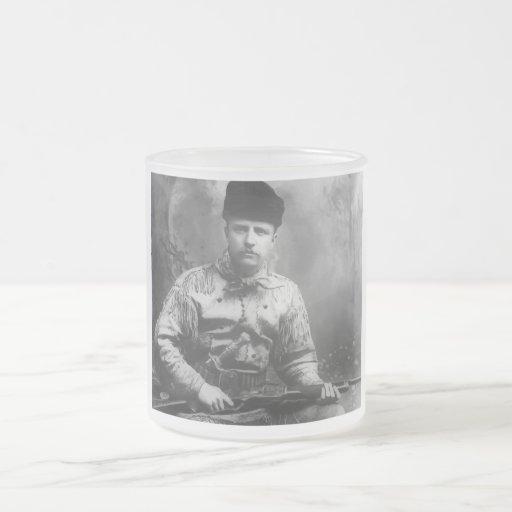Young Teddy Roosevelt Mug