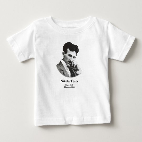 Young Tesla Baby T-Shirt