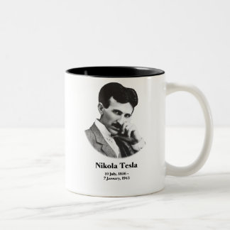 Young Tesla Coffee Mugs