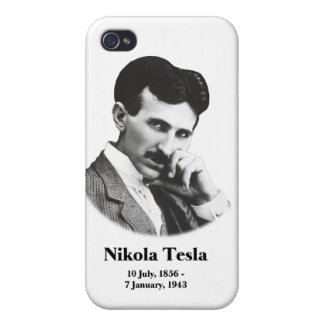 Young Tesla Cover For iPhone 4